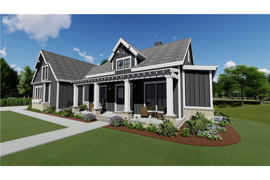 Home Exterior Photograph of this 3-Bedroom,2923 Sq Ft Plan -2923