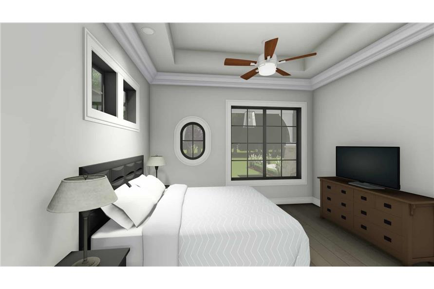 Bedroom of this 2-Bedroom,3433 Sq Ft Plan -3433