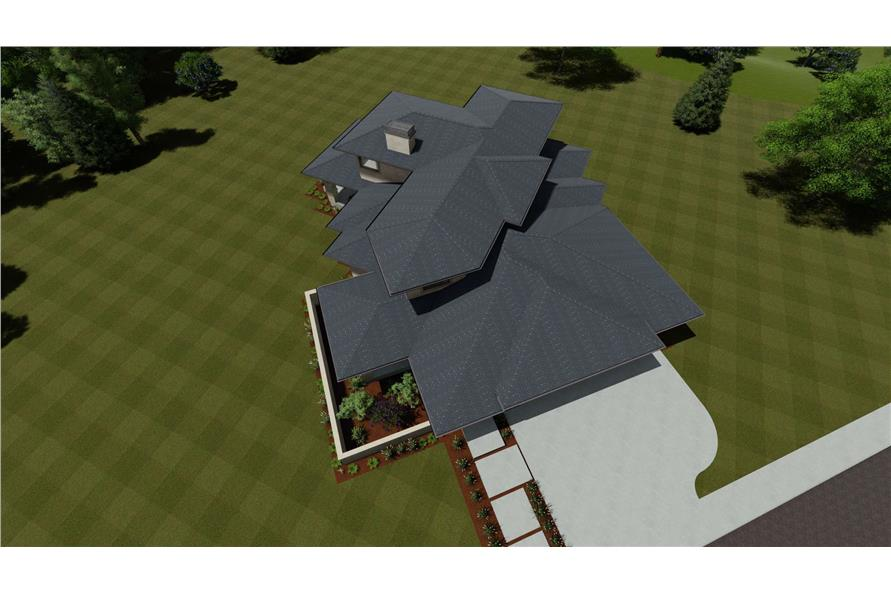 Home Plan 3D Image of this 3-Bedroom,3125 Sq Ft Plan -3125