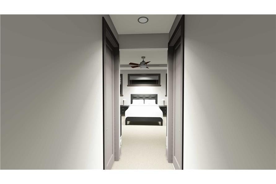 Home Plan Rendering of this 3-Bedroom,3125 Sq Ft Plan -3125