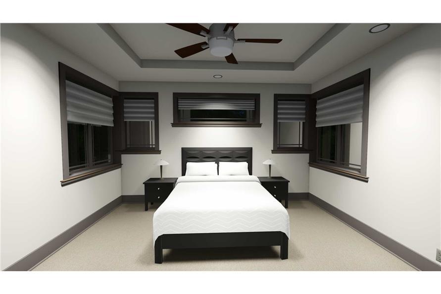 Bedroom of this 3-Bedroom,3125 Sq Ft Plan -3125