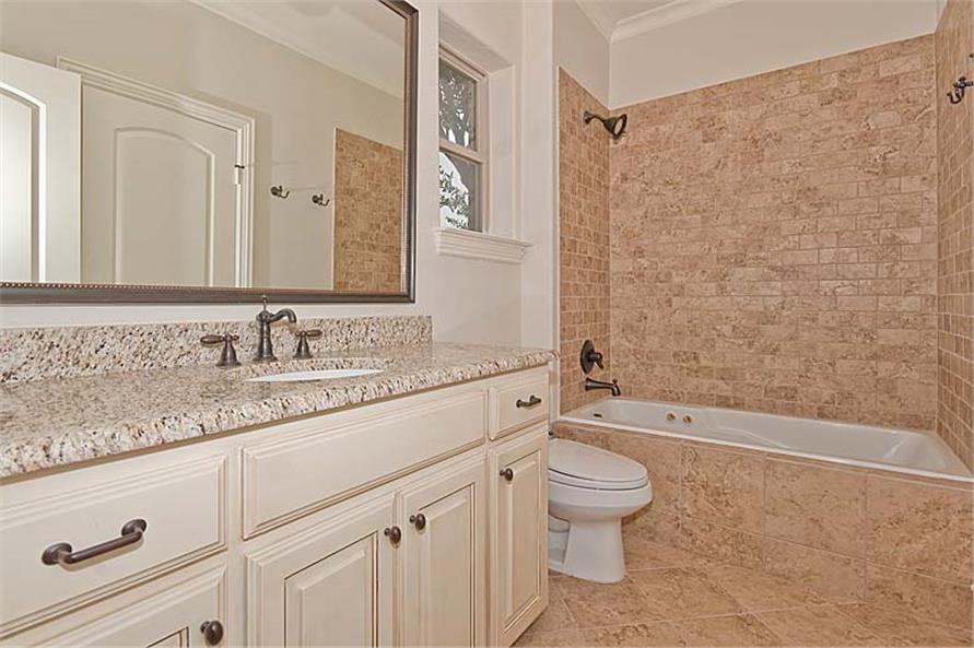 Bathroom of this 5-Bedroom,5327 Sq Ft Plan -5327