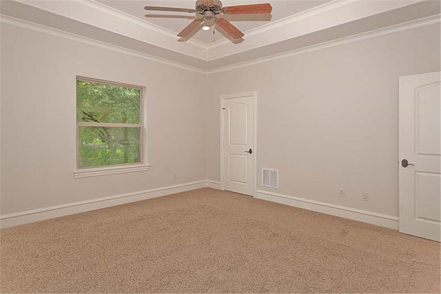 Bedroom of this 5-Bedroom,5327 Sq Ft Plan -5327