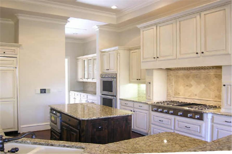 Kitchen of this 5-Bedroom,5327 Sq Ft Plan -5327