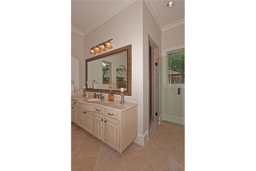 Master Bathroom of this 5-Bedroom,5327 Sq Ft Plan -5327