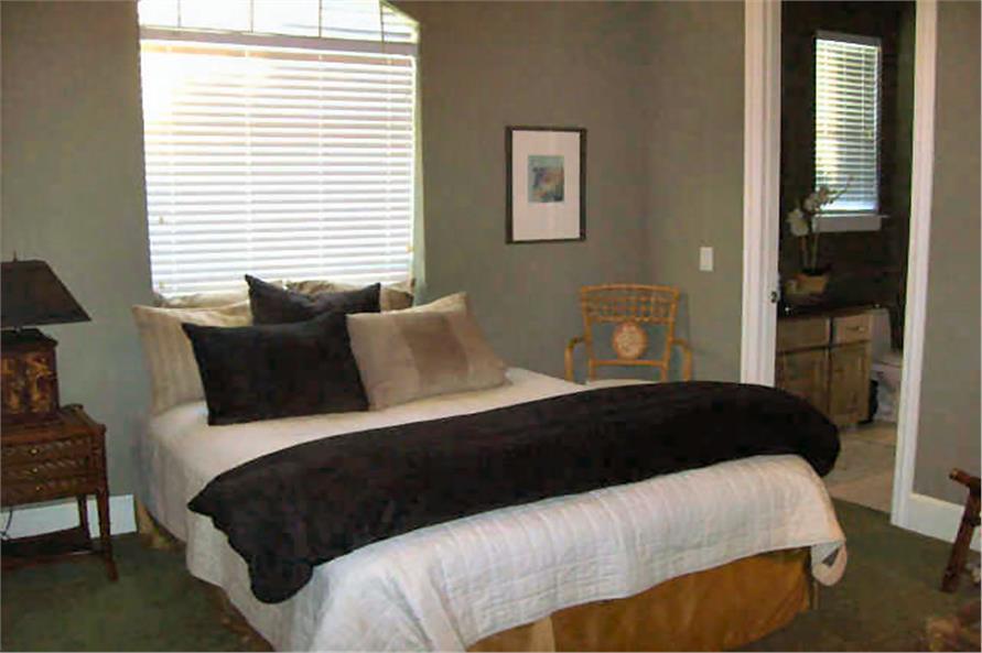 Bedroom of this 3-Bedroom,3329 Sq Ft Plan -3329