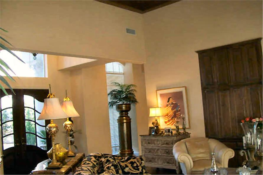 Family Room of this 3-Bedroom,3329 Sq Ft Plan -3329