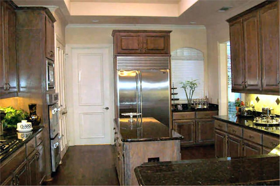 Kitchen of this 3-Bedroom,3329 Sq Ft Plan -3329