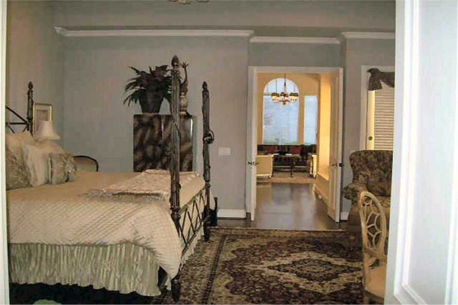Master Bedroom of this 3-Bedroom,3329 Sq Ft Plan -3329