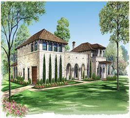 House Plan #195-1048