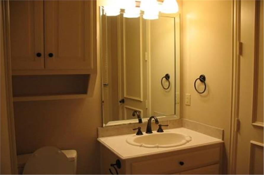195-1067: Home Interior Photograph-Bathroom