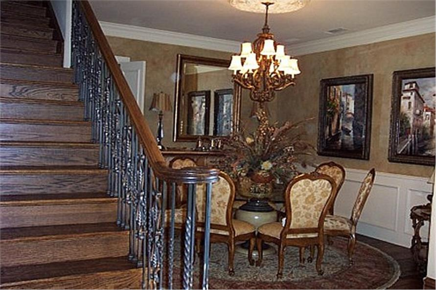 Entry Hall: Foyer of this 3-Bedroom,3047 Sq Ft Plan -3047