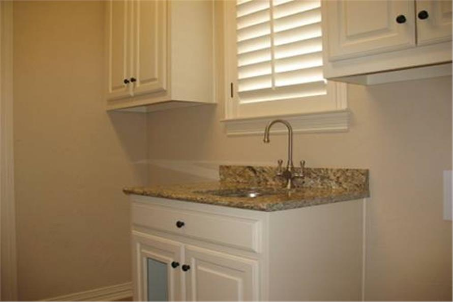 Laundry Room of this 3-Bedroom,3047 Sq Ft Plan -3047