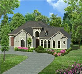 House Plan #195-1096