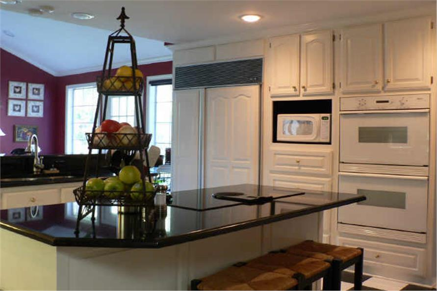 Kitchen of this 4-Bedroom,3525 Sq Ft Plan -3525