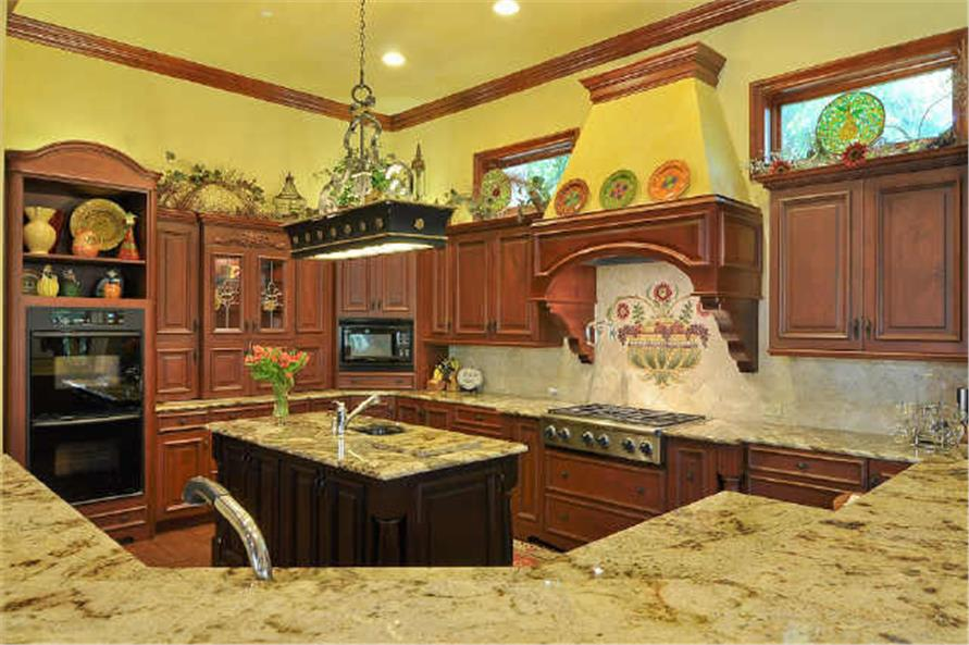 Kitchen of this 5-Bedroom,7823 Sq Ft Plan -7823