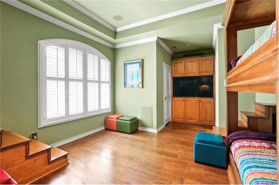 Bedroom of this 5-Bedroom,7823 Sq Ft Plan -195-1169