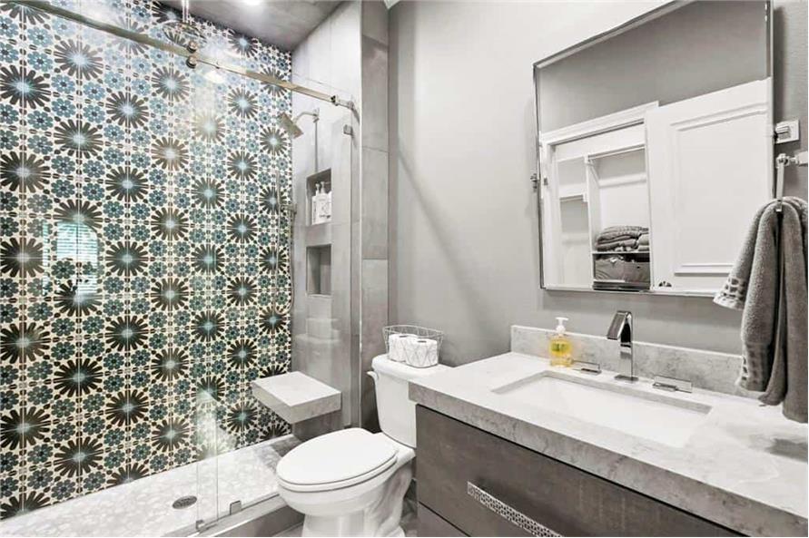 Bathroom of this 5-Bedroom,7823 Sq Ft Plan -195-1169