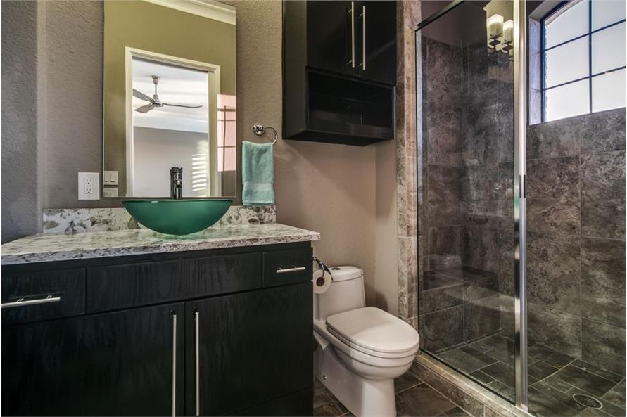 195-1173: Home Interior Photograph-Bathroom