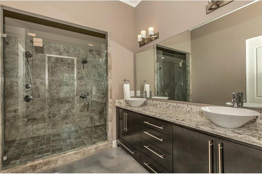 Bathroom of this 5-Bedroom,6121 Sq Ft Plan -6121