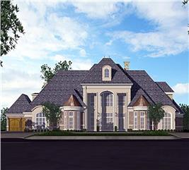 House Plan #195-1180