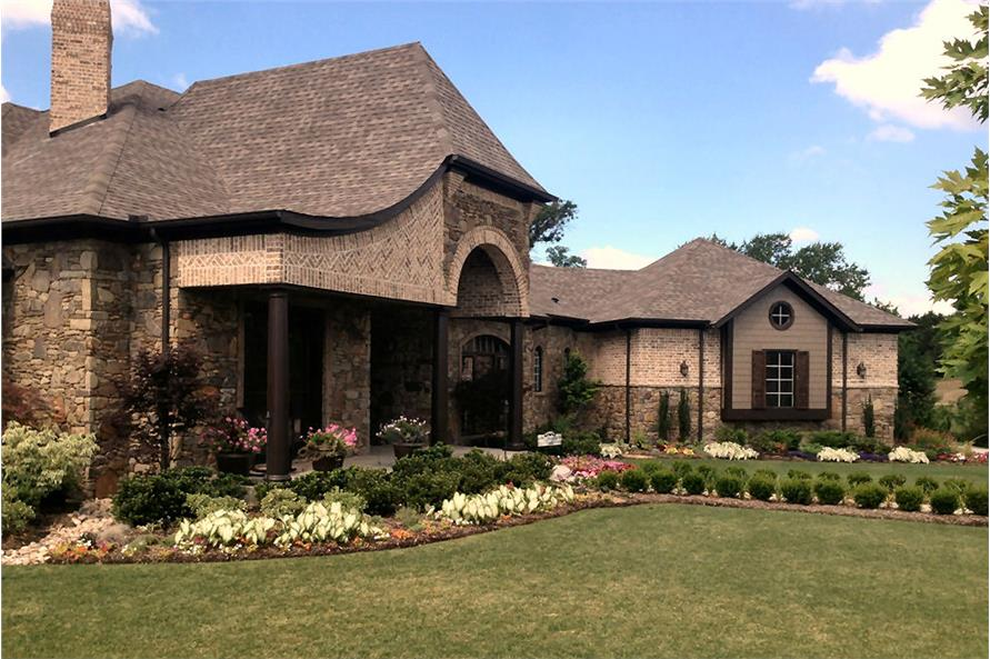 Home Exterior Photograph of this 3-Bedroom,3251 Sq Ft Plan -3251
