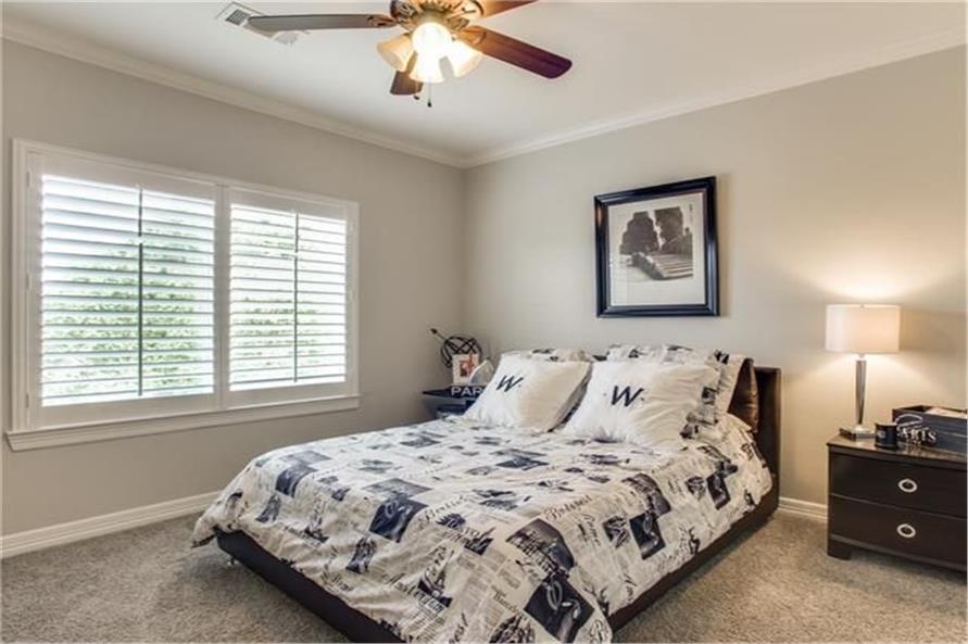 Bedroom of this 8-Bedroom,7462 Sq Ft Plan -7462