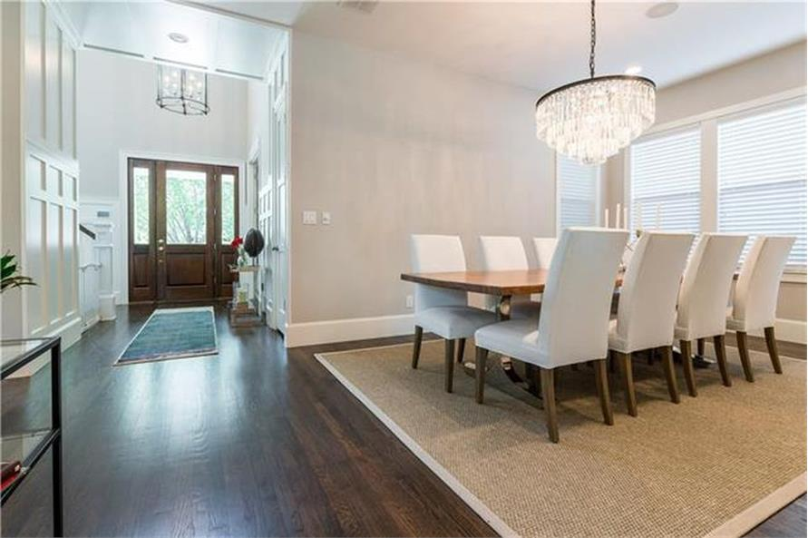 Dining Room of this 4-Bedroom,3245 Sq Ft Plan -3245