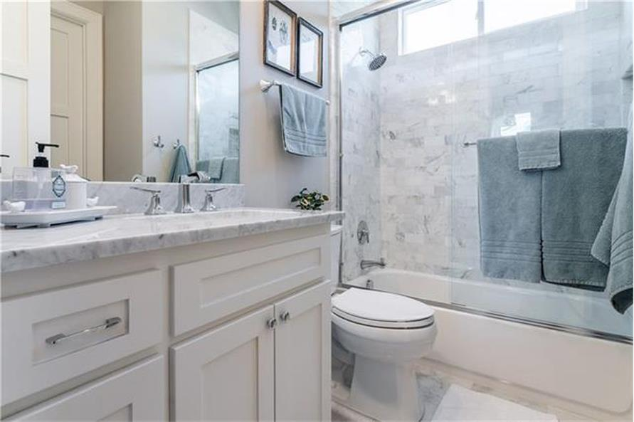 Bathroom of this 4-Bedroom,3245 Sq Ft Plan -3245