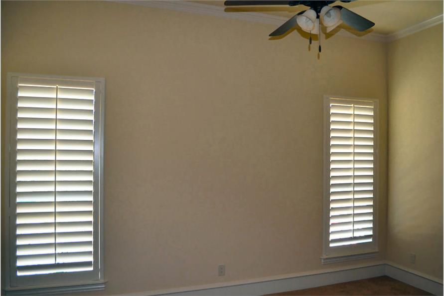 Bedroom of this 5-Bedroom,5295 Sq Ft Plan -5295