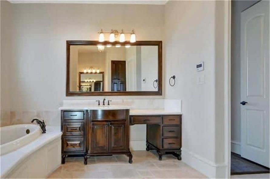 Master Bathroom of this 4-Bedroom,4691 Sq Ft Plan -4691