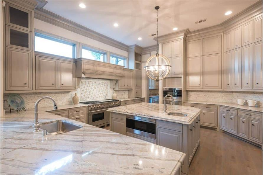 Kitchen of this 5-Bedroom,7918 Sq Ft Plan -7918