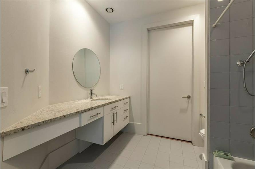 Bathroom of this 3-Bedroom,4580 Sq Ft Plan -195-1249
