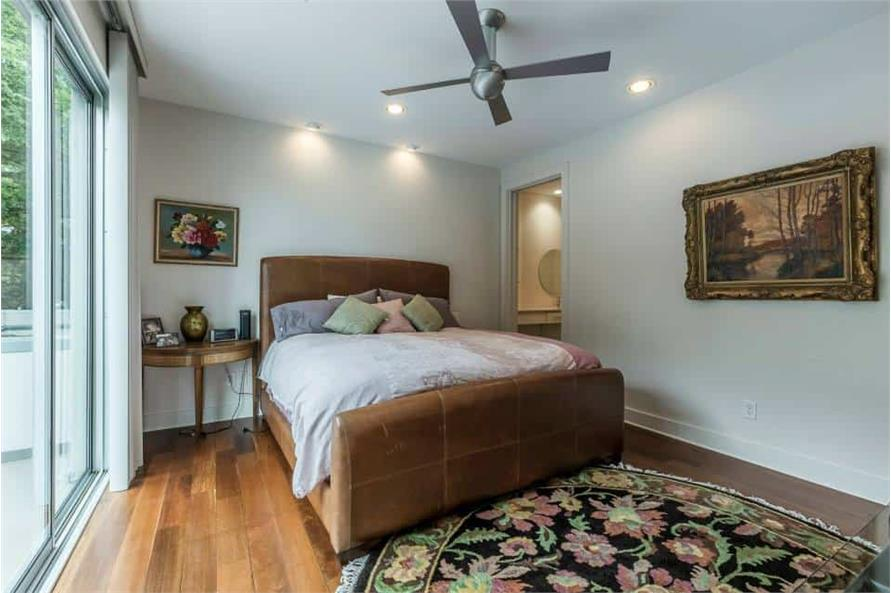 Bedroom of this 3-Bedroom,4580 Sq Ft Plan -195-1249