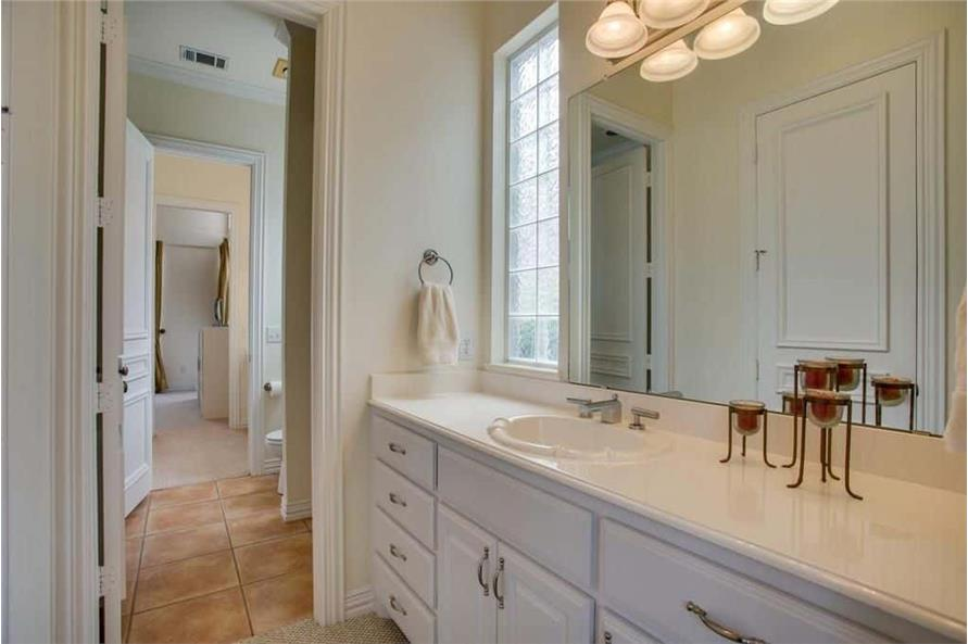 Bathroom of this 3-Bedroom,3987 Sq Ft Plan -195-1250