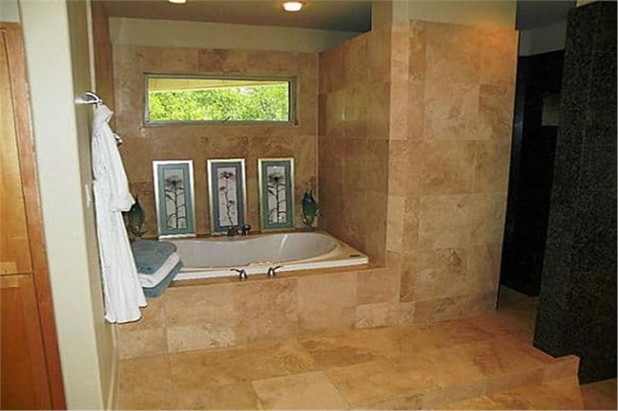 Master Bathroom of this 4-Bedroom,5199 Sq Ft Plan -195-1257