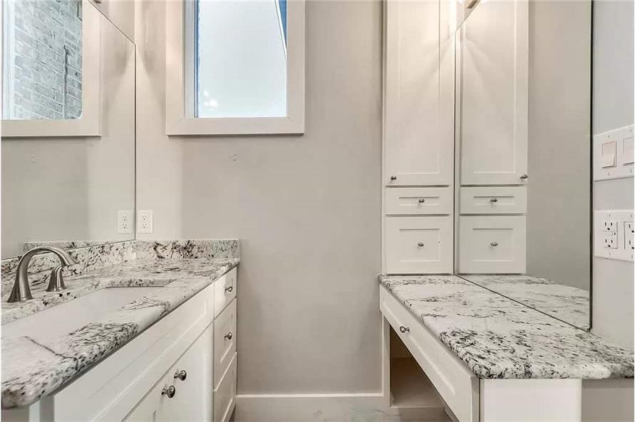 Bathroom of this 4-Bedroom,3065 Sq Ft Plan -195-1265