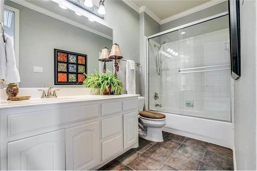 Bathroom of this 3-Bedroom,3288 Sq Ft Plan -195-1287