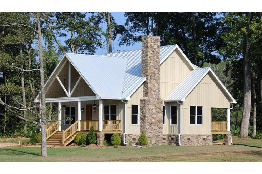 Home Exterior Photograph of this 3-Bedroom,1972 Sq Ft Plan -1972