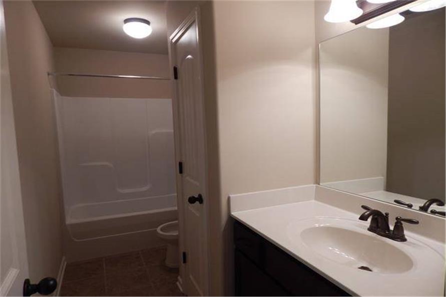 Bathroom of this 3-Bedroom,3018 Sq Ft Plan -3018