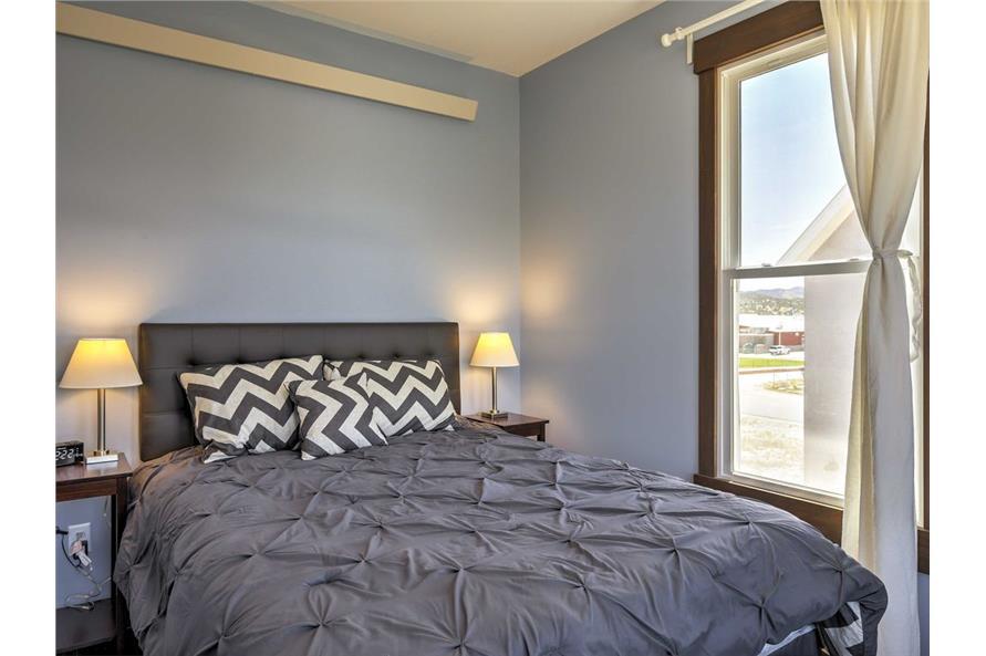 Bedroom of this 2-Bedroom,820 Sq Ft Plan -820