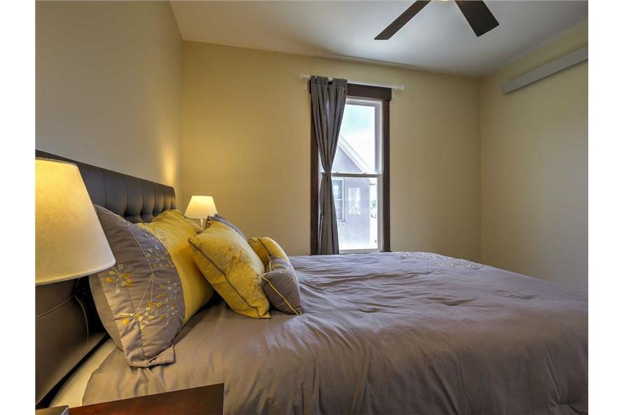 196-1030: Home Interior Photograph-Bedroom