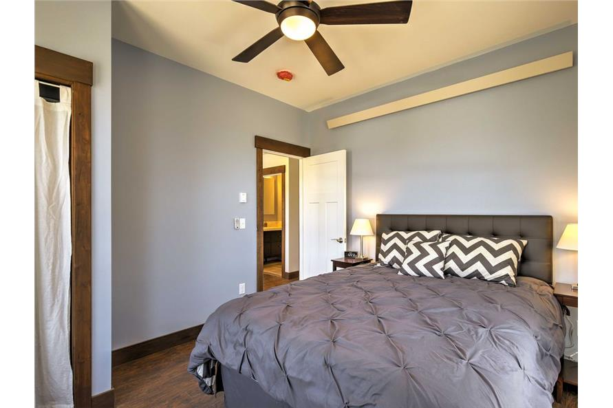 Home Interior Photograph of this 2-Bedroom,820 Sq Ft Plan -196-1030