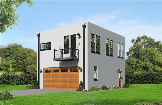 House Plan #0070-750-712-SW