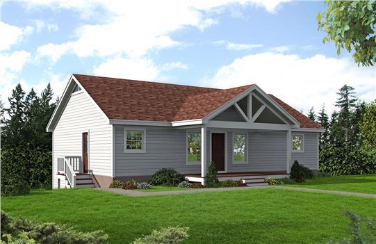House Plan #1271-1251-256-C