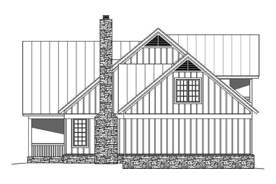 Country Home Plan 4 Bedrms 2 5 Baths 2700 Sq Ft