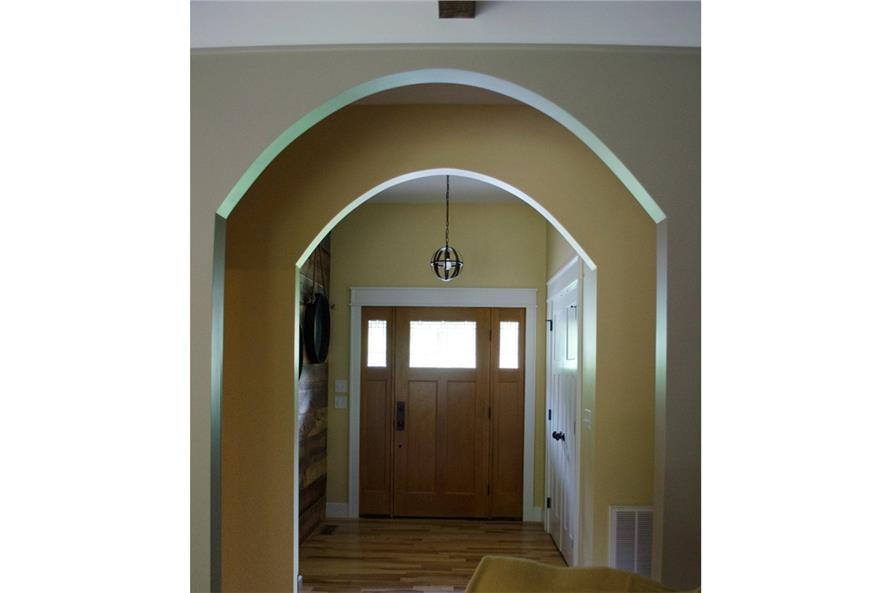 Entry Hall of this 3-Bedroom,2600 Sq Ft Plan -2600