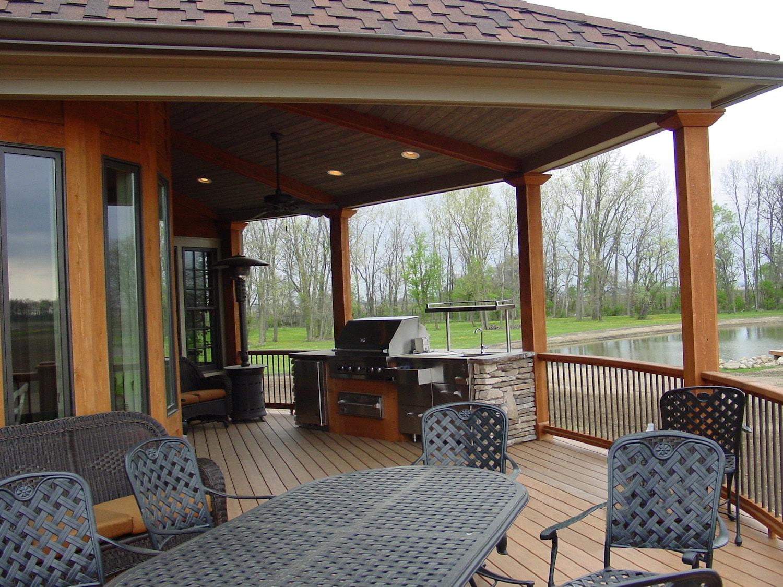 Luxury Rustic Craftsman With 3 Bedrooms Open Floor Plan