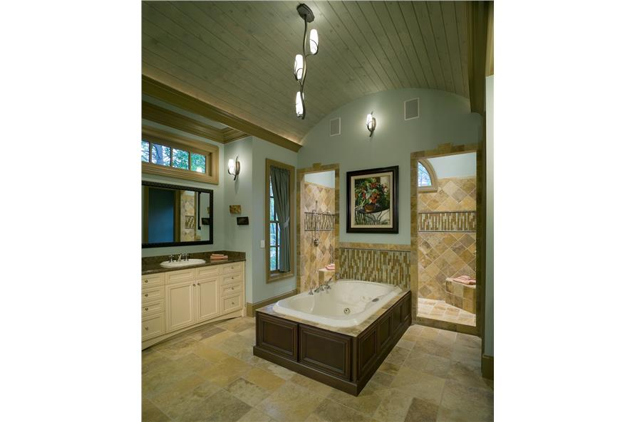 Master Bathroom of this 3-Bedroom,2343 Sq Ft Plan -2343