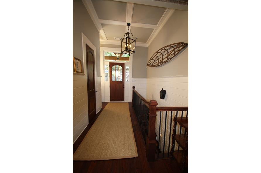 Entry Hall: Foyer of this 4-Bedroom,2510 Sq Ft Plan -2510